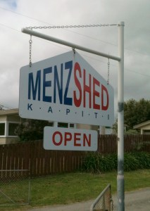 MENZSHED Open