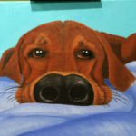 Red dog paint2