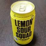 LEMON SOUR SQUAD from NAKAMEGUROのカロリーと飲み比べ