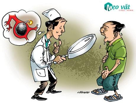 Giải đáp thắc mắc xung quanh bệnh đau dạ dày