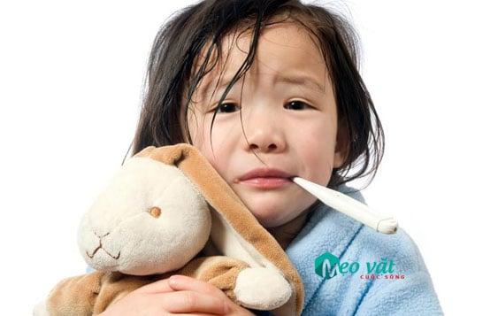 Bệnh sốt Virus ở trẻ em