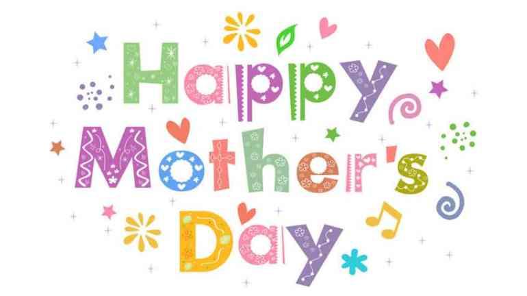Thiệp chúc mừng ngày của Mẹ