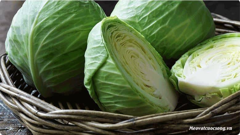 Bị tiêu chảy tránh ăn các loại rau họ cải