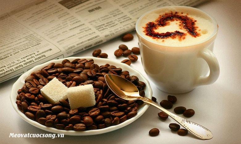 Bị tiêu chảy tránh cà phê