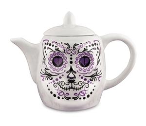 cat teapots