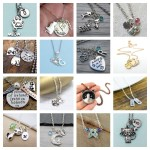 personalized cat necklaces feature