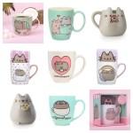 pusheen cat mugs feature