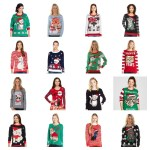 christmas sweaters women cats feature