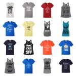 cat working out tshirts gym tank tops feature