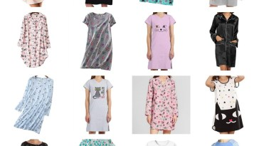 cat nightshirts for women feature