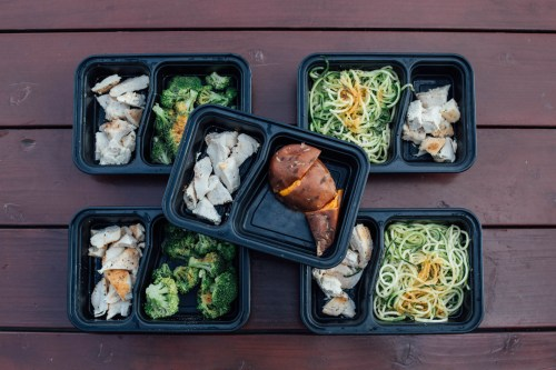 carb cycling meals