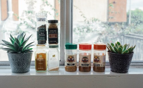 Best Meal Prep Tools - Spices
