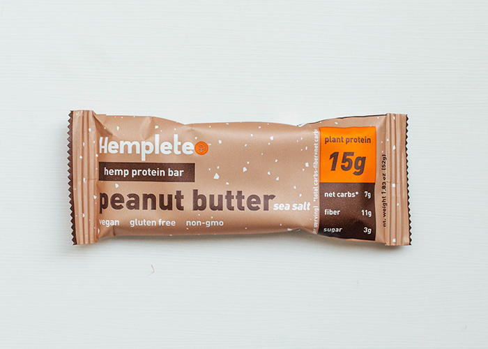 Protein bar review - Hemplete header image