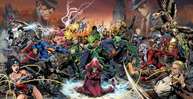 New 52: Trinity War