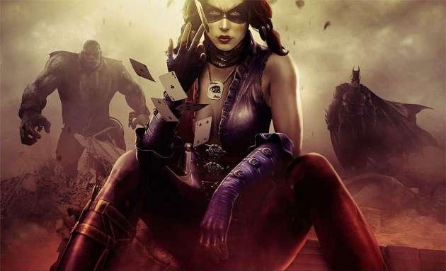 Injustice: Harley Quinn