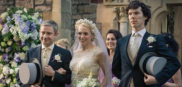 Sherlock Series 3