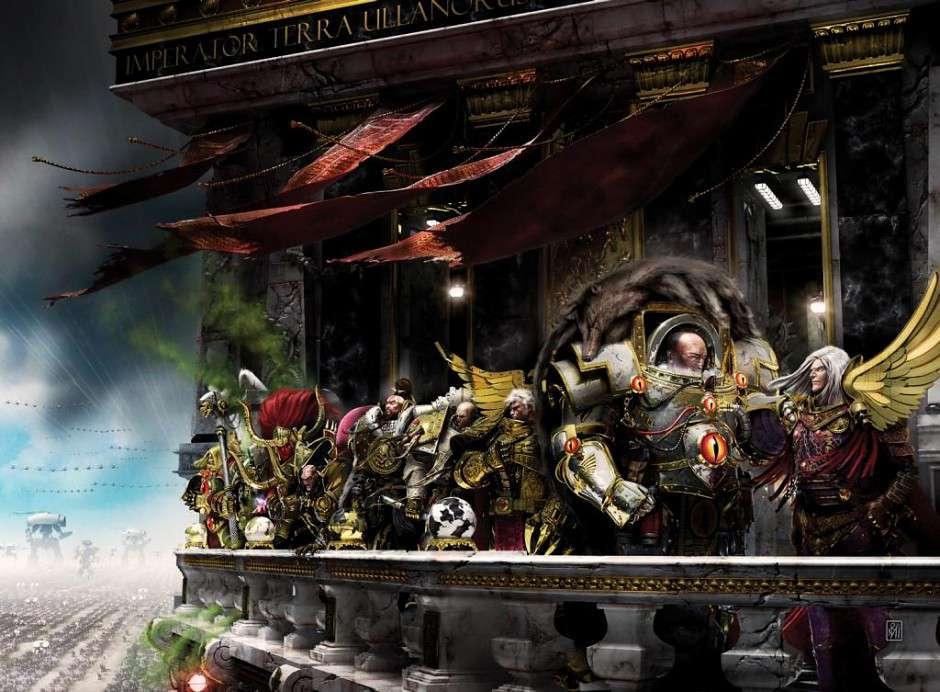 Warhammer 40000 скачать все книги фантастического цикла