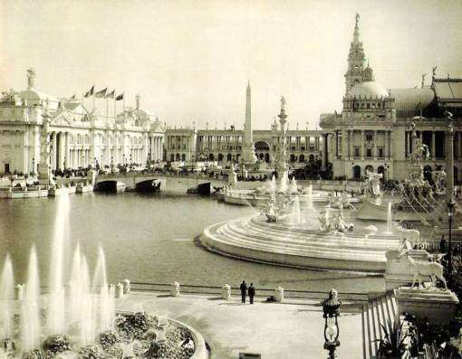 postcard-chicago-columbian-exposition-worlds-fair-1893-reprint-chicago-historical-society-stunning