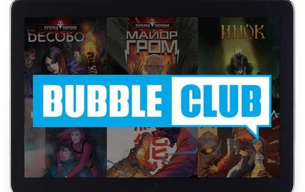 bubble club