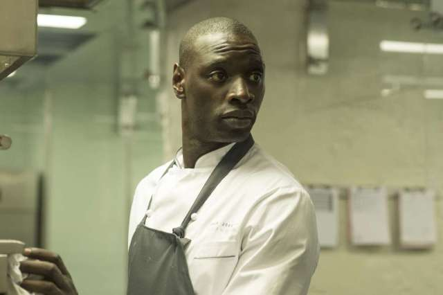 OMAR SY stars in BURNT