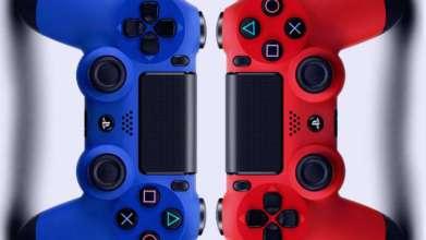 PS4-dualshock-gamepads