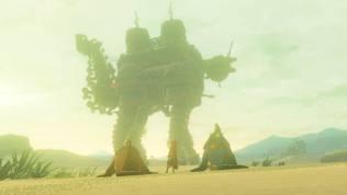 Чудовища — огромные боссы-машины с кучей головоломок внутри