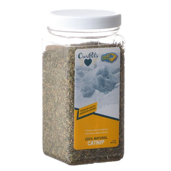 Catnip Jar - 3 oz.