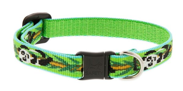 Premium Safety Collar - Panda Land, 8-12""