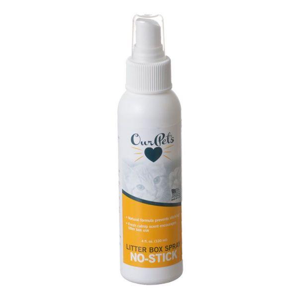 No Stick Litter Spray - 4 oz