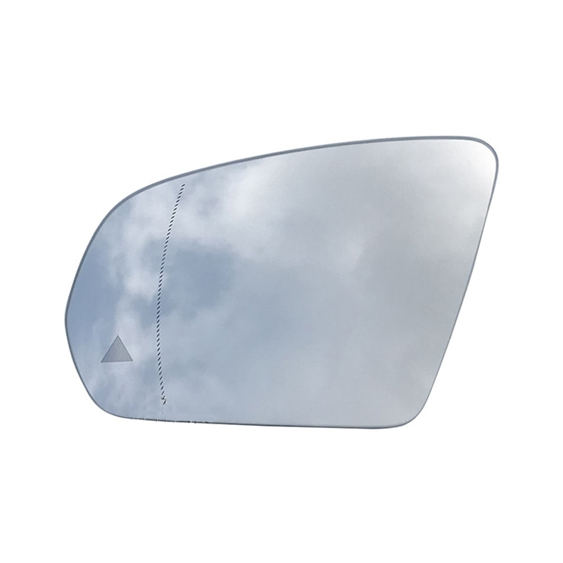 מראה צד חלופית עבור מרצדס בנץ, עם חימום ונורת אזהרה לרכב עוקף