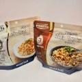 早いからおいしく、食べやすい!モンベルが新開発した山ごはん「リゾッタ」を、これまでのアルファ化米製品と比べてみた