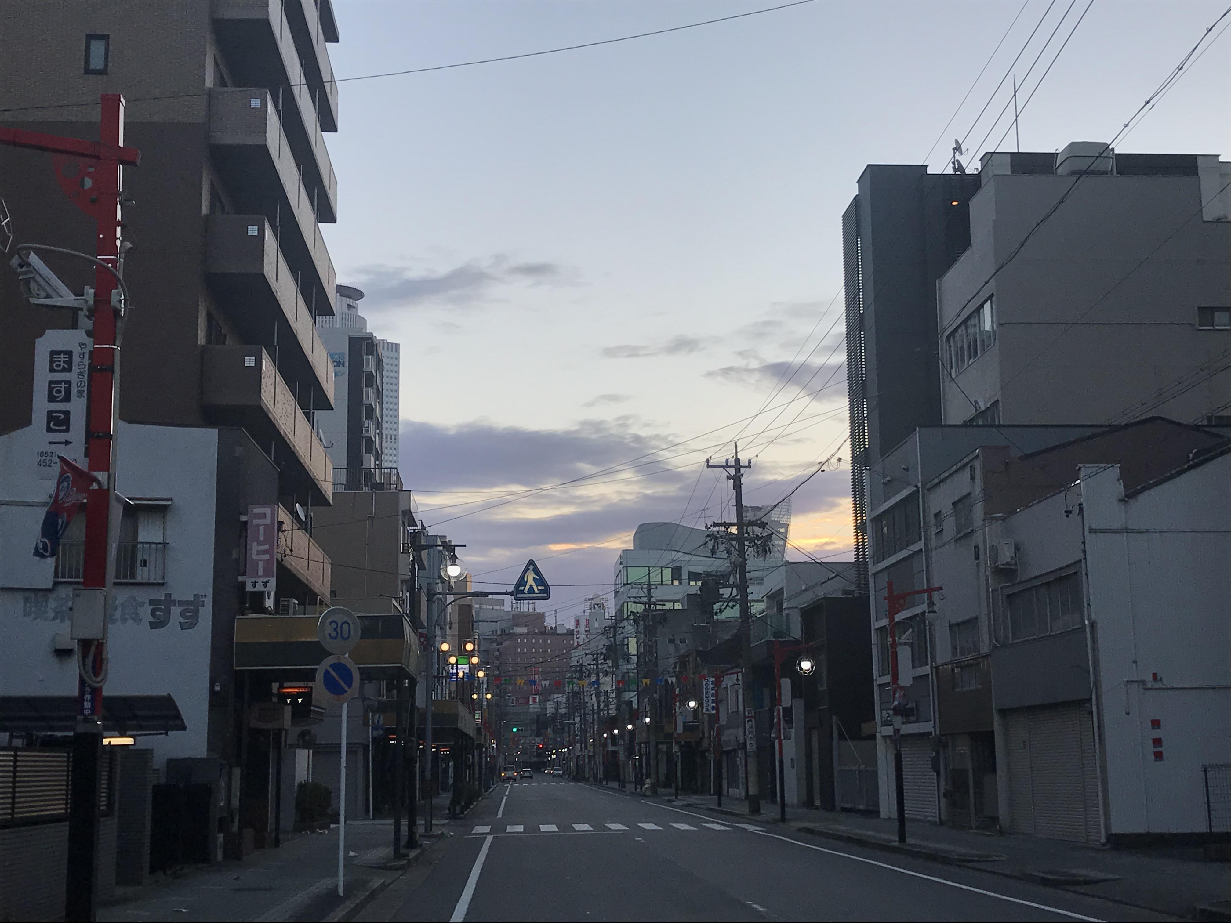 名古屋駅西商店街
