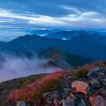 【登山】鹿島槍から八峰キレット越えて五竜岳~1泊2日テント泊縦走(1)