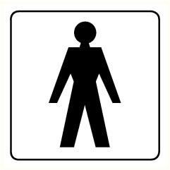 Toilette Hommes