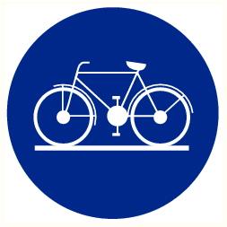 Passage vélos