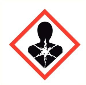 Risques mutagènes, respiratoires, cancérigènes ou pour la reproduction