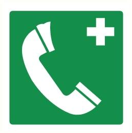 Téléphone secours