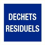 Recyclage déchets résiduels