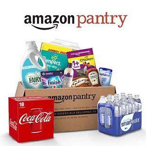 Al comprar 5 productos Amazon Pantry
