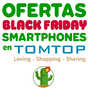 Black Friday en TomTop: los mejores chollos en móviles