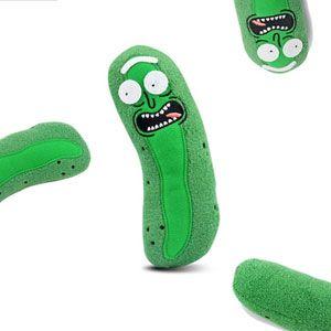 ¡Peluche Pickle Rick solo 2,2€! ¡El regalo de reyes más schwifty!