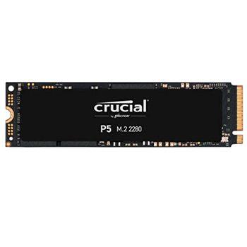 Crucial P5 500GB hasta 3400 MB/s