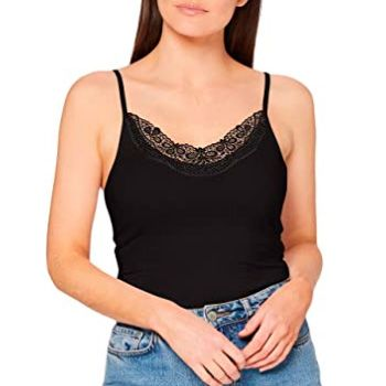 Blusa de mujer en negro