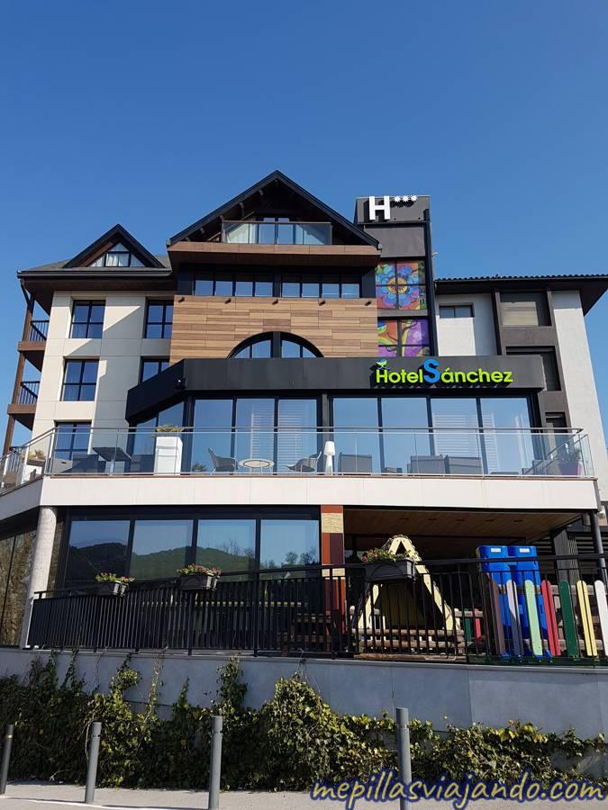 Hotel Sanchez, Aínsa