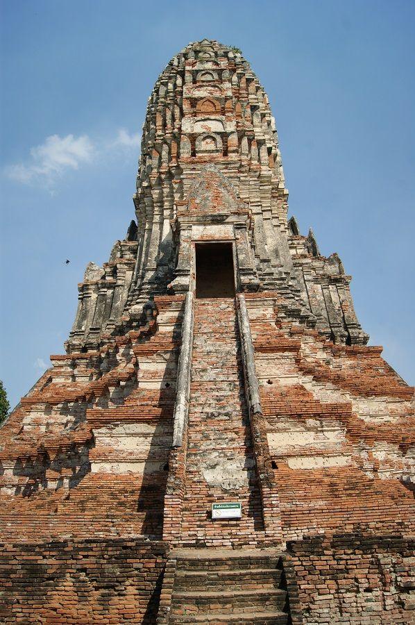 Ruinas de Ayutthaya