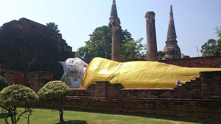 Wat Yai Cha Mongkol