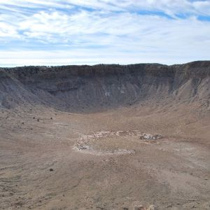 Barringer Meteor Crater