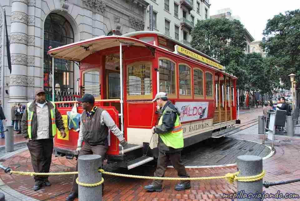 Tranvia de San Francisco