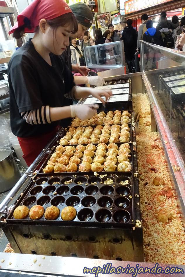 Viajar a Japón, gastronomía