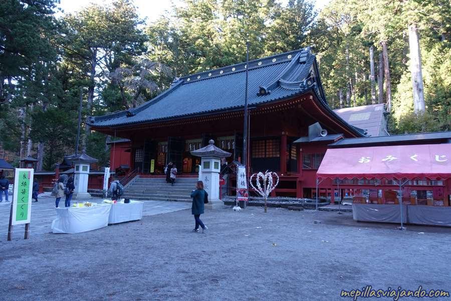 Santuario Futarasan